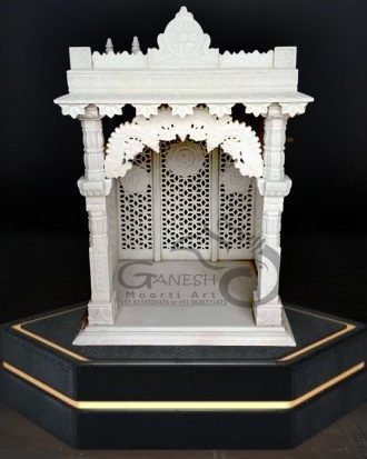 Marble Temple For Home In Jaipur