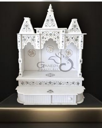 Marble Temple For Home Design
